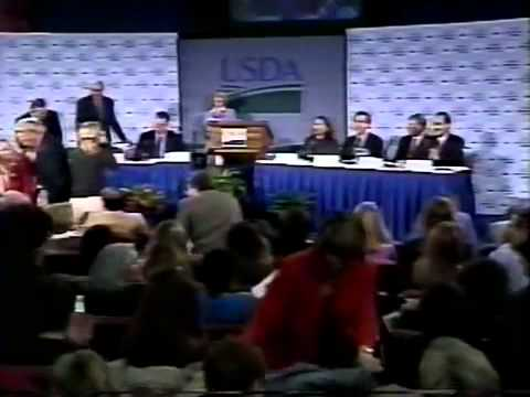 USDA GREAT NUTRITION DEBATE: Low carb gurus vs Plant based physicians