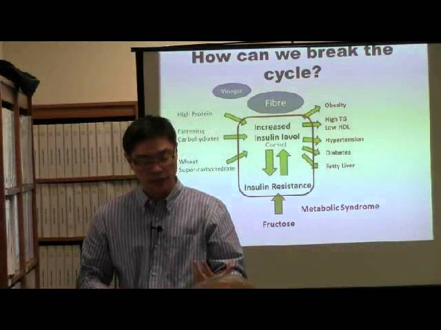 The Aetiology of Obesity Part 4 of 6: The Fast Solution