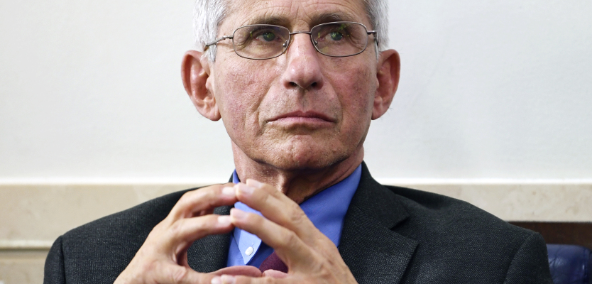fauci and hiv